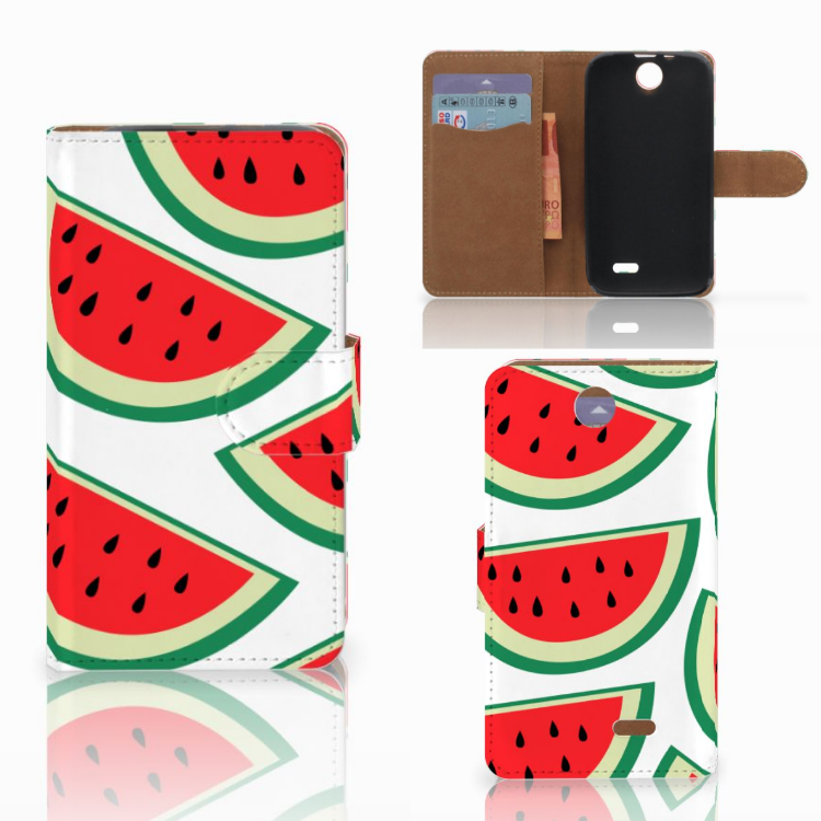 HTC Desire 310 Book Cover Watermelons