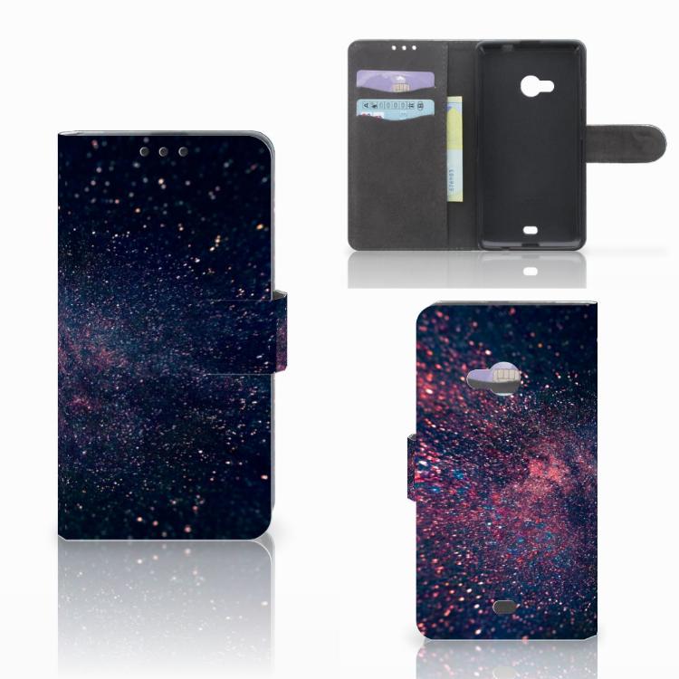 Microsoft Lumia 535 Bookcase Stars