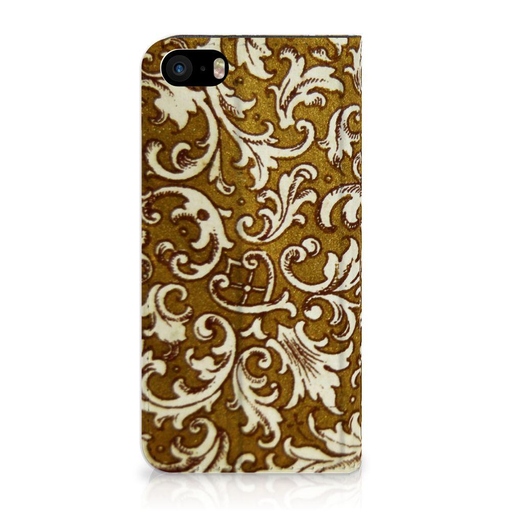 Apple iPhone 5 | 5S | SE Uniek Hoesje Barok