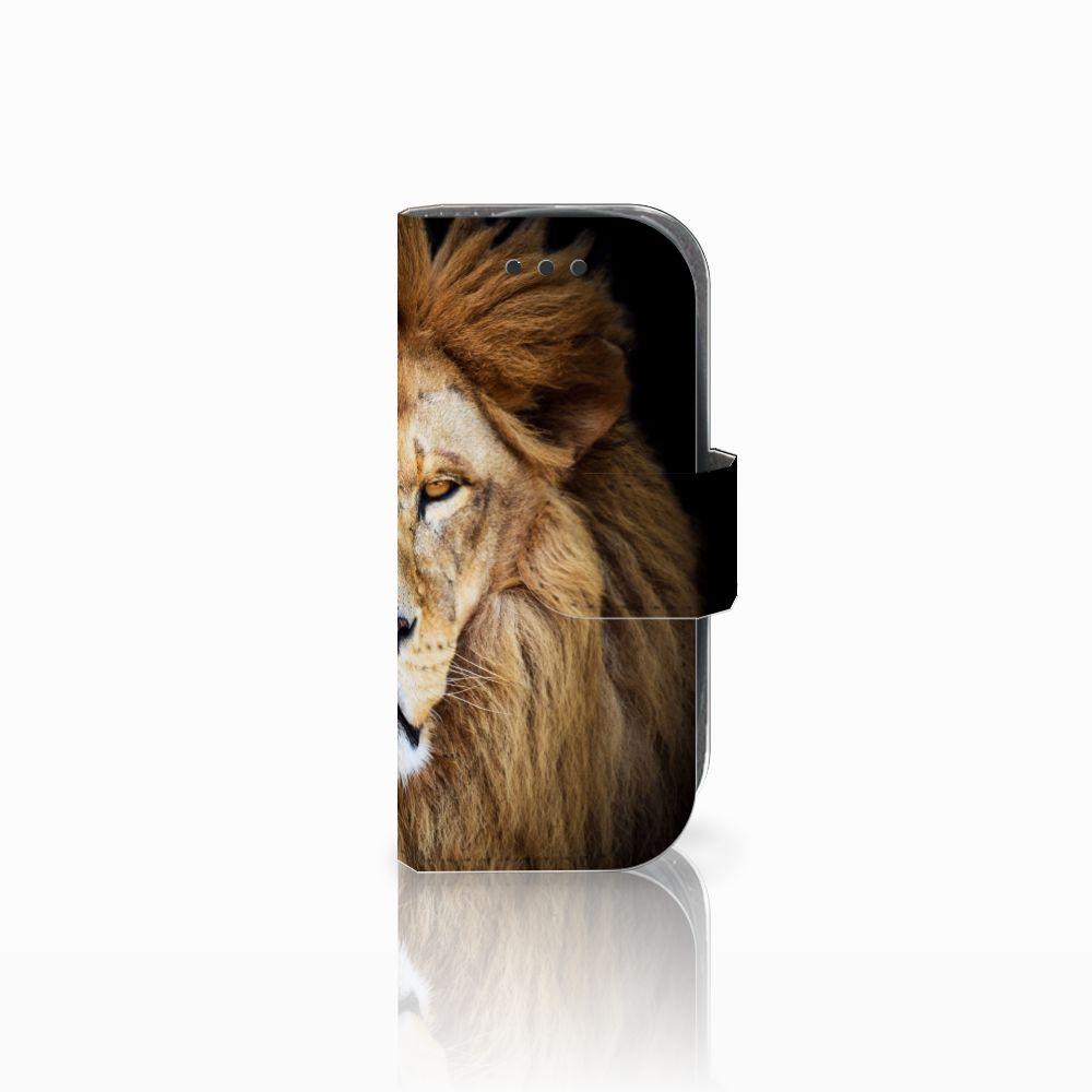 Nokia 3310 (2017) Boekhoesje Design Leeuw
