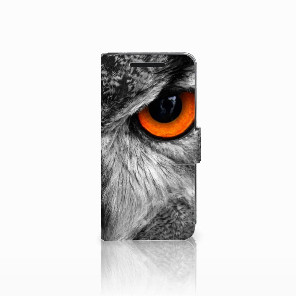 HTC One M9 Boekhoesje Design Uil