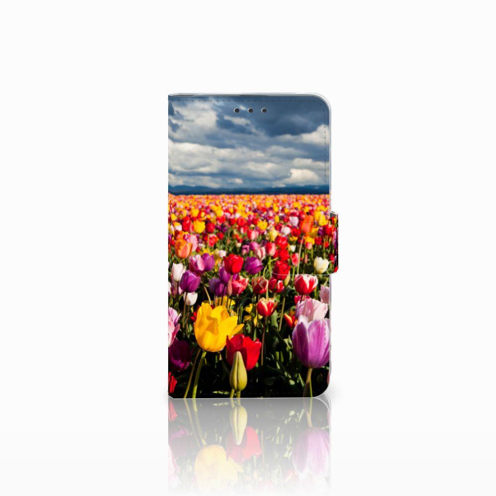 Microsoft Lumia 640 Uniek Boekhoesje Tulpen