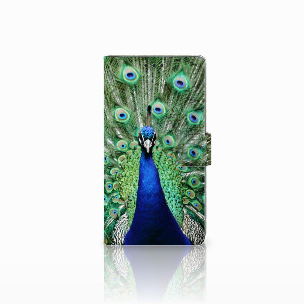 Sony Xperia XA2 Ultra Boekhoesje Design Pauw