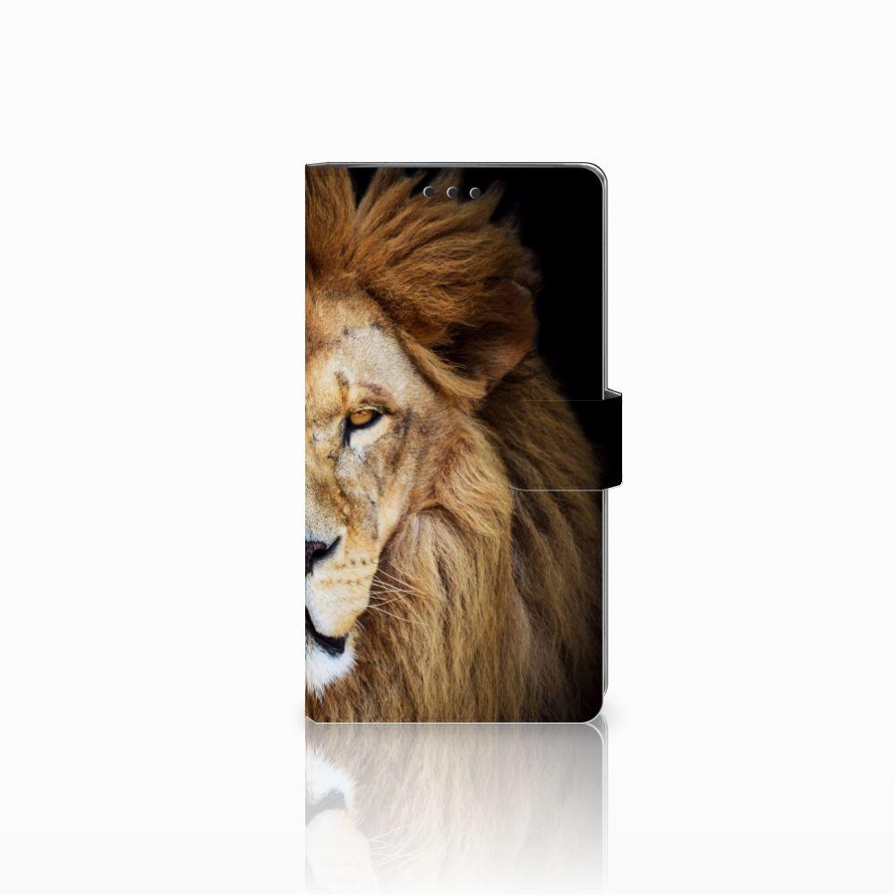 Sony Xperia XA2 Ultra Boekhoesje Design Leeuw