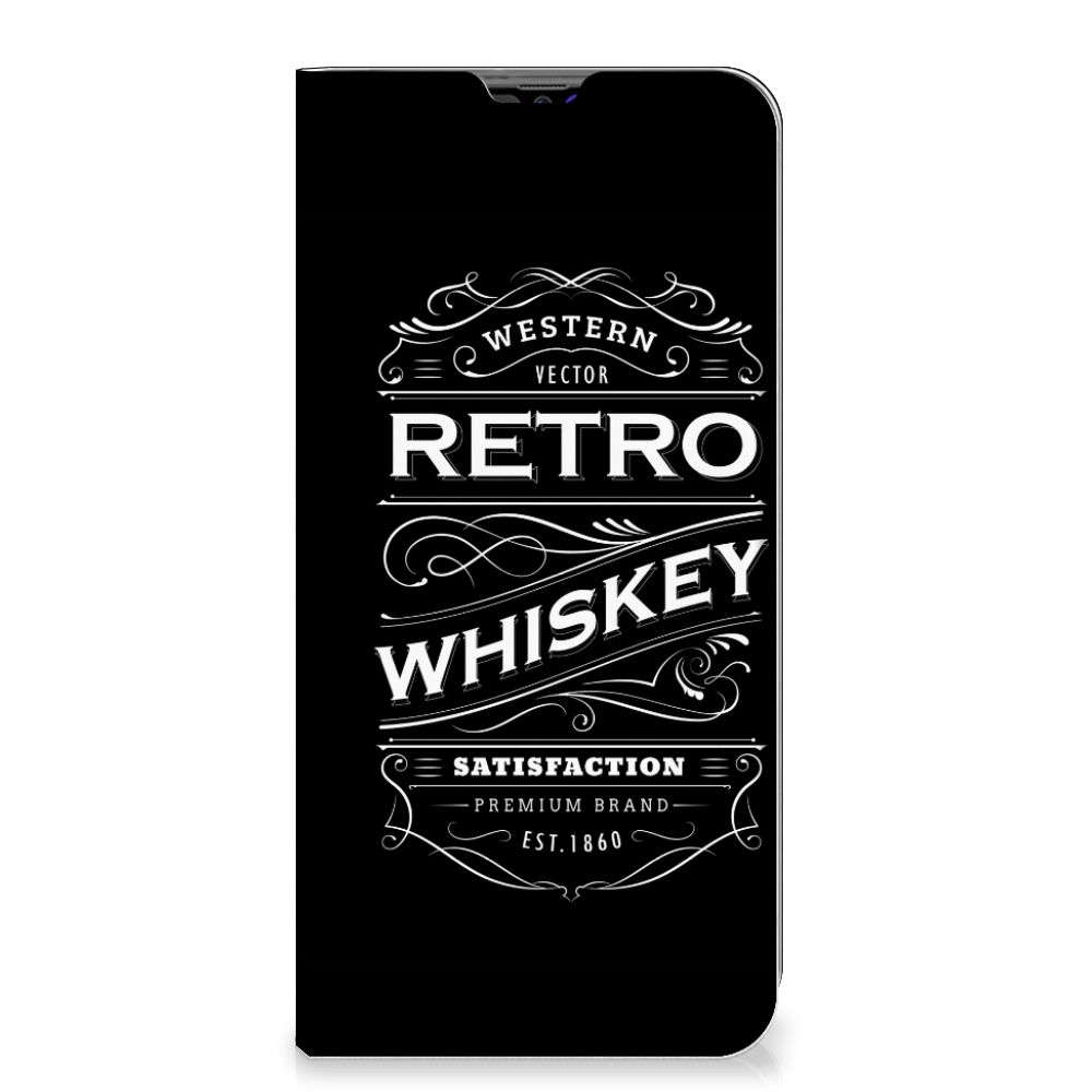 Samsung Galaxy A70 Flip Style Cover Whiskey