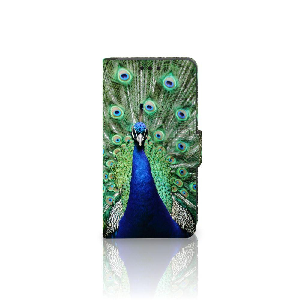 LG X Style Boekhoesje Design Pauw