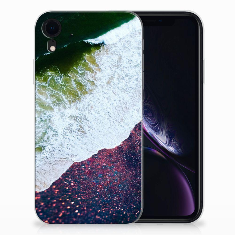 Apple iPhone Xr TPU Hoesje Sea in Space