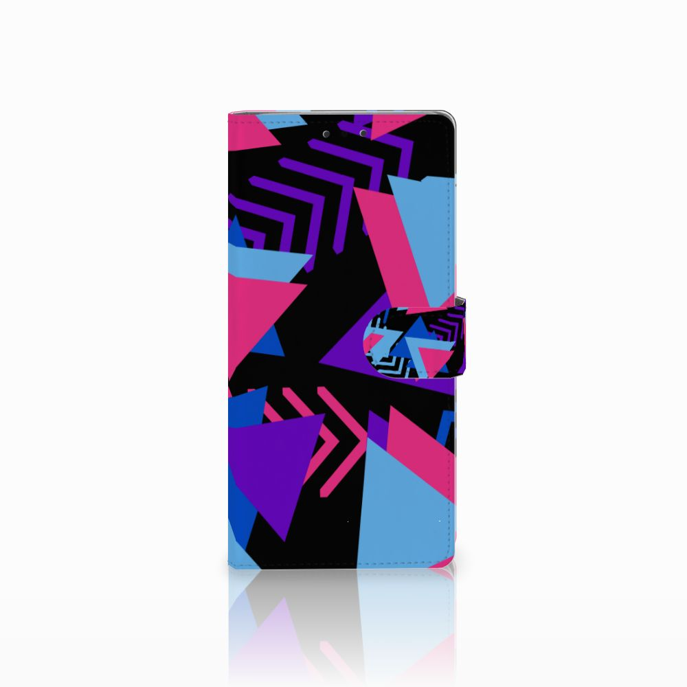 HTC U Ultra Bookcase Funky Triangle