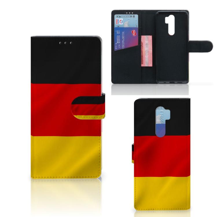 Xiaomi Note 8 Pro Bookstyle Case Duitsland