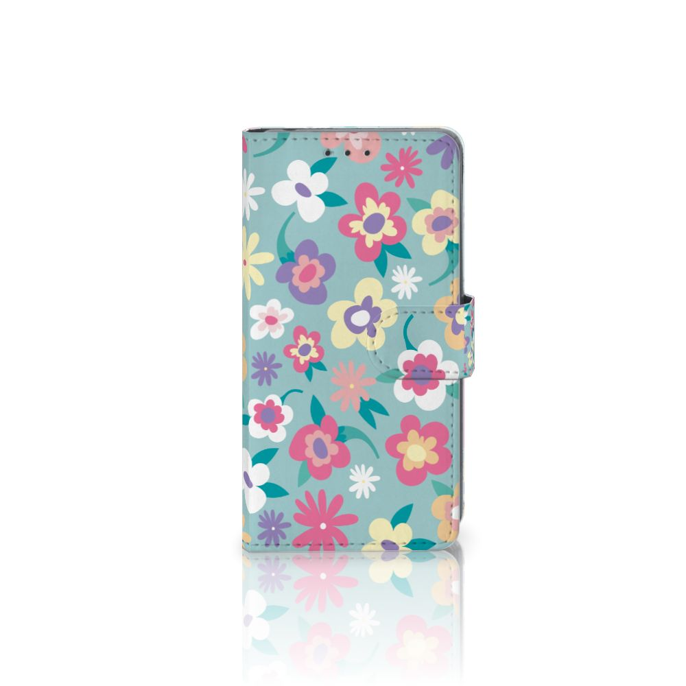 Sony Xperia Z2 Boekhoesje Design Flower Power
