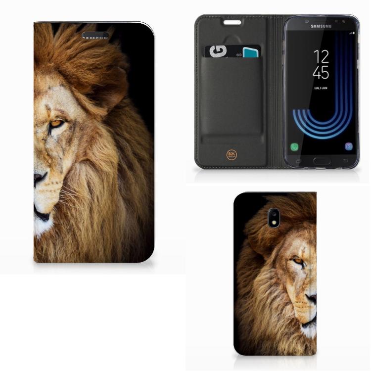 Samsung Galaxy J5 2017 Hoesje maken Leeuw