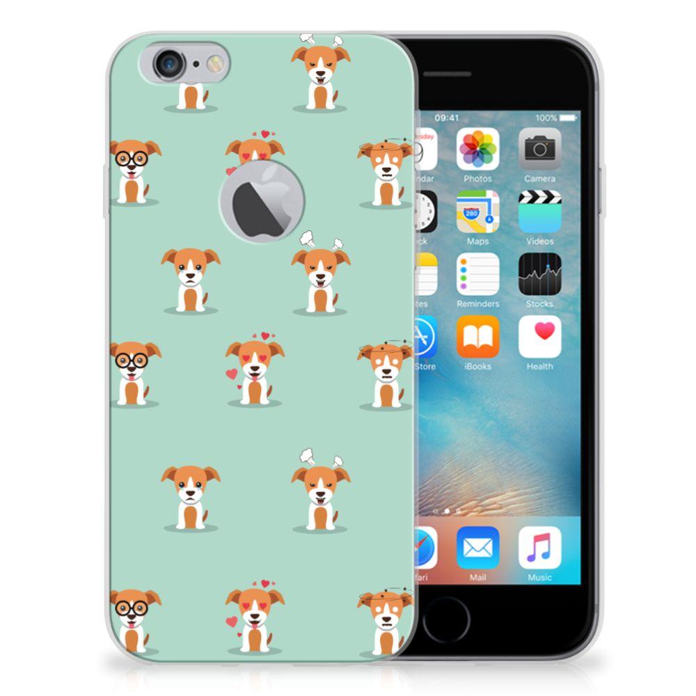 Apple iPhone 6 Plus | 6s Plus TPU Hoesje Pups