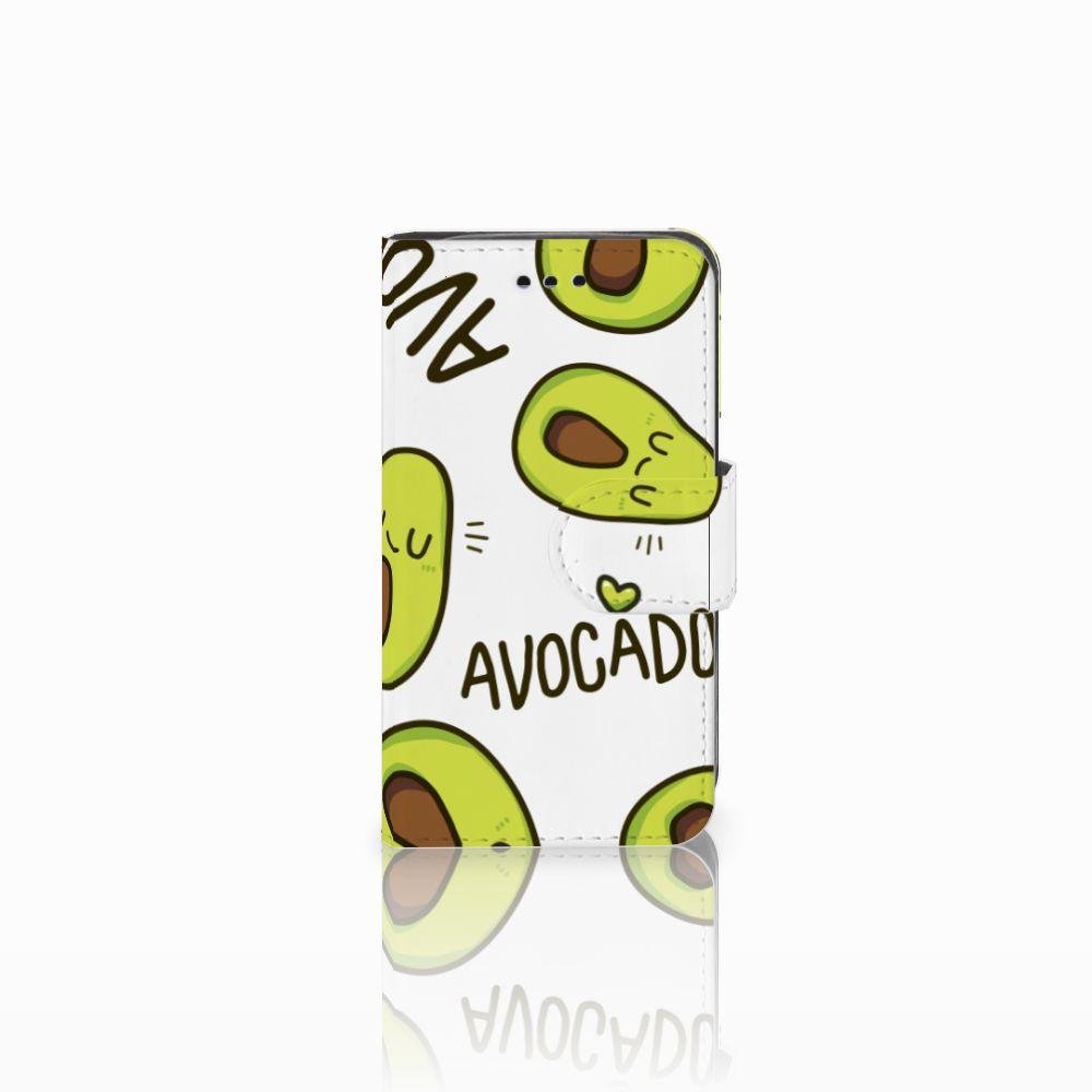 Samsung Galaxy Trend 2 Uniek Boekhoesje Avocado Singing