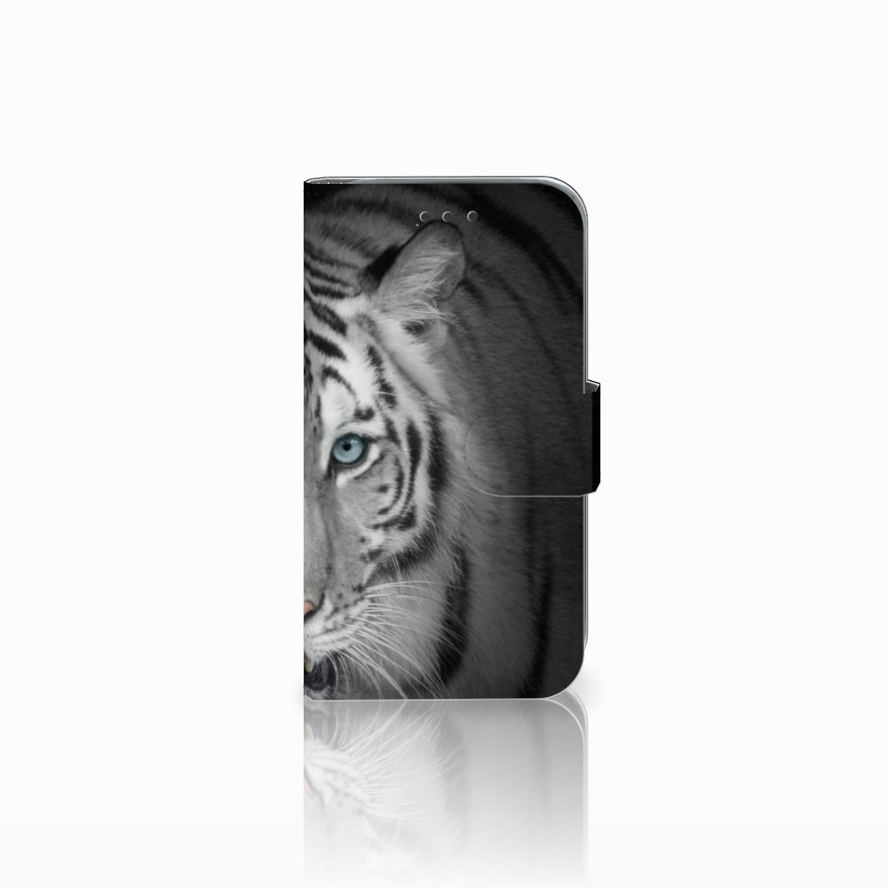 Samsung Galaxy Core Prime Uniek Boekhoesje Tijger
