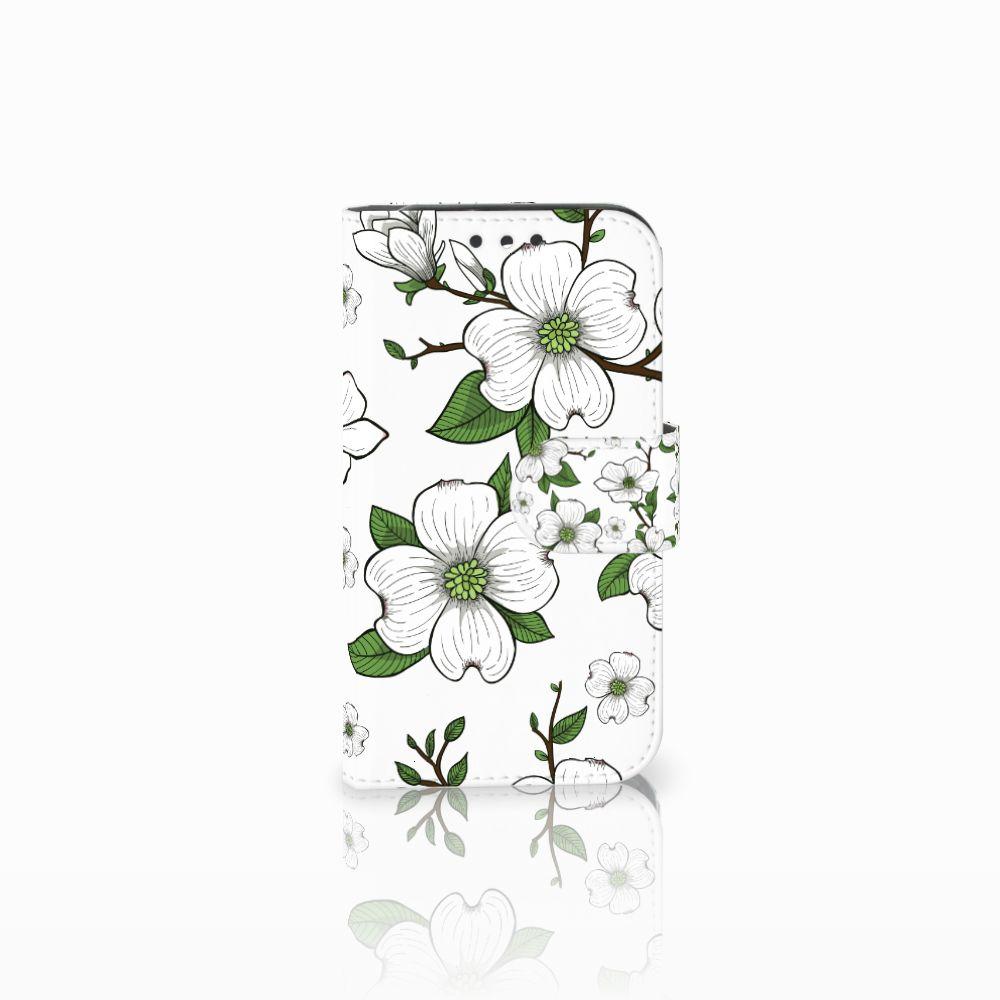 Lenovo B Boekhoesje Design Dogwood Flowers