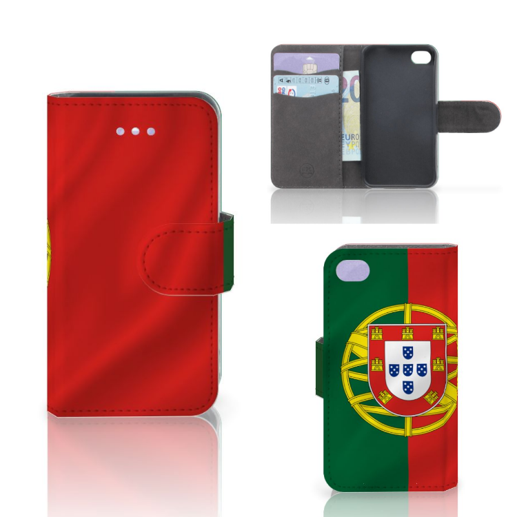 Apple iPhone 4 | 4S Bookstyle Case Portugal