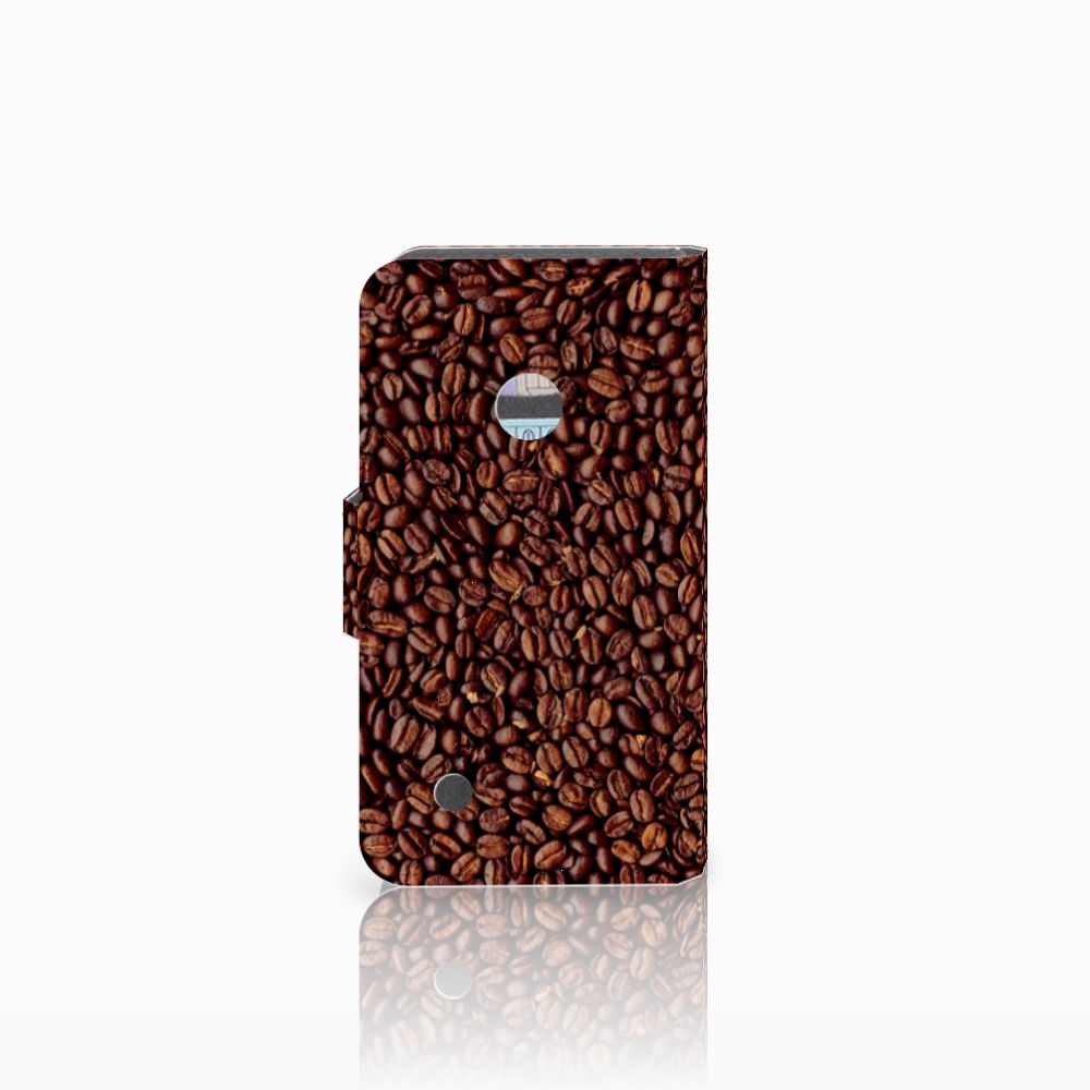 Nokia Lumia 530 Book Cover Koffiebonen
