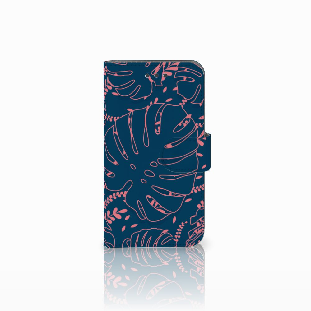 Samsung Galaxy Xcover 3 | Xcover 3 VE Boekhoesje Design Palm Leaves