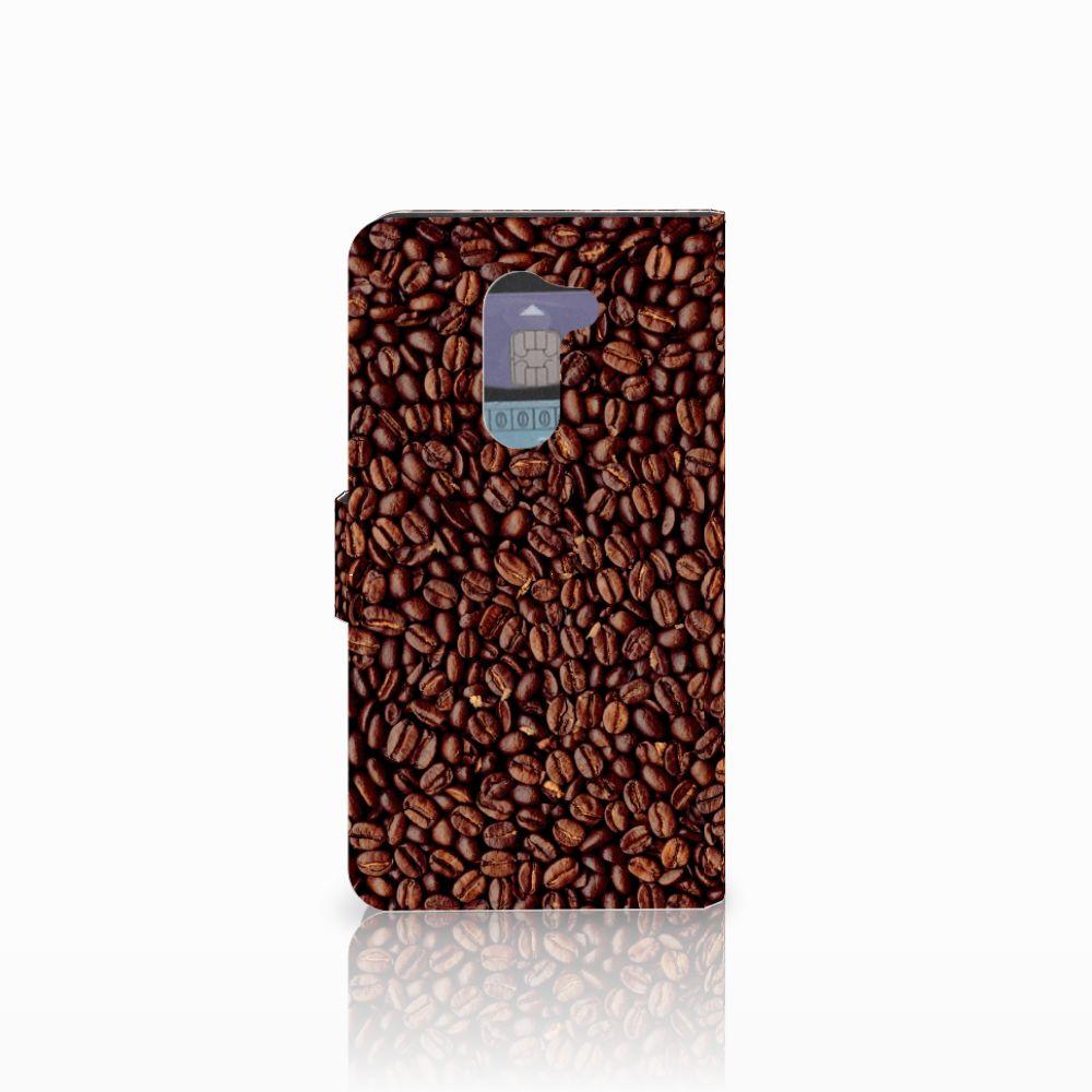 Huawei Honor 6X Book Cover Koffiebonen