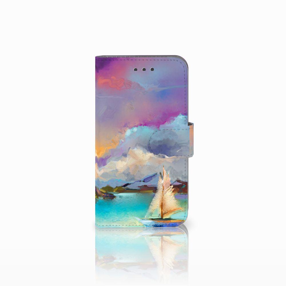 Samsung Galaxy Xcover 3 | Xcover 3 VE Uniek Boekhoesje Boat