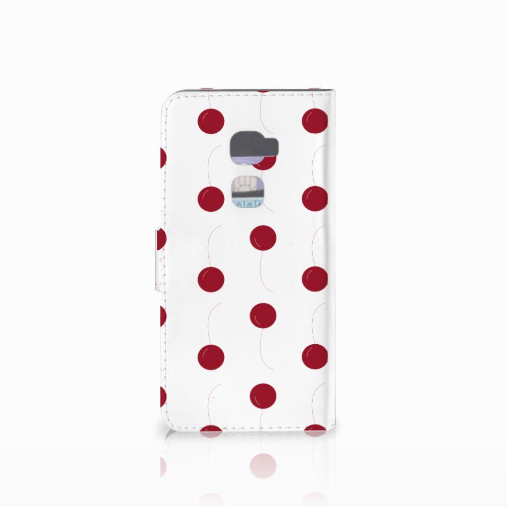 Huawei Mate S Book Cover Cherries
