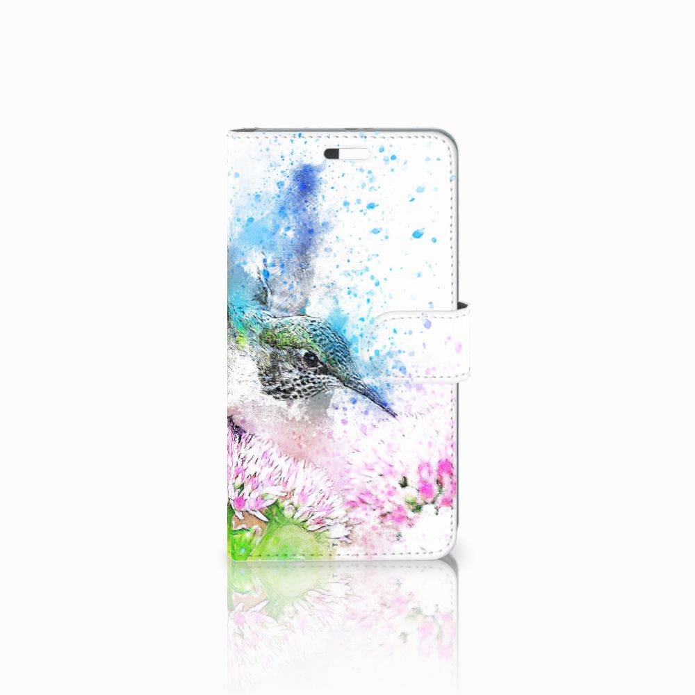 Huawei P9 Plus Boekhoesje Design Vogel