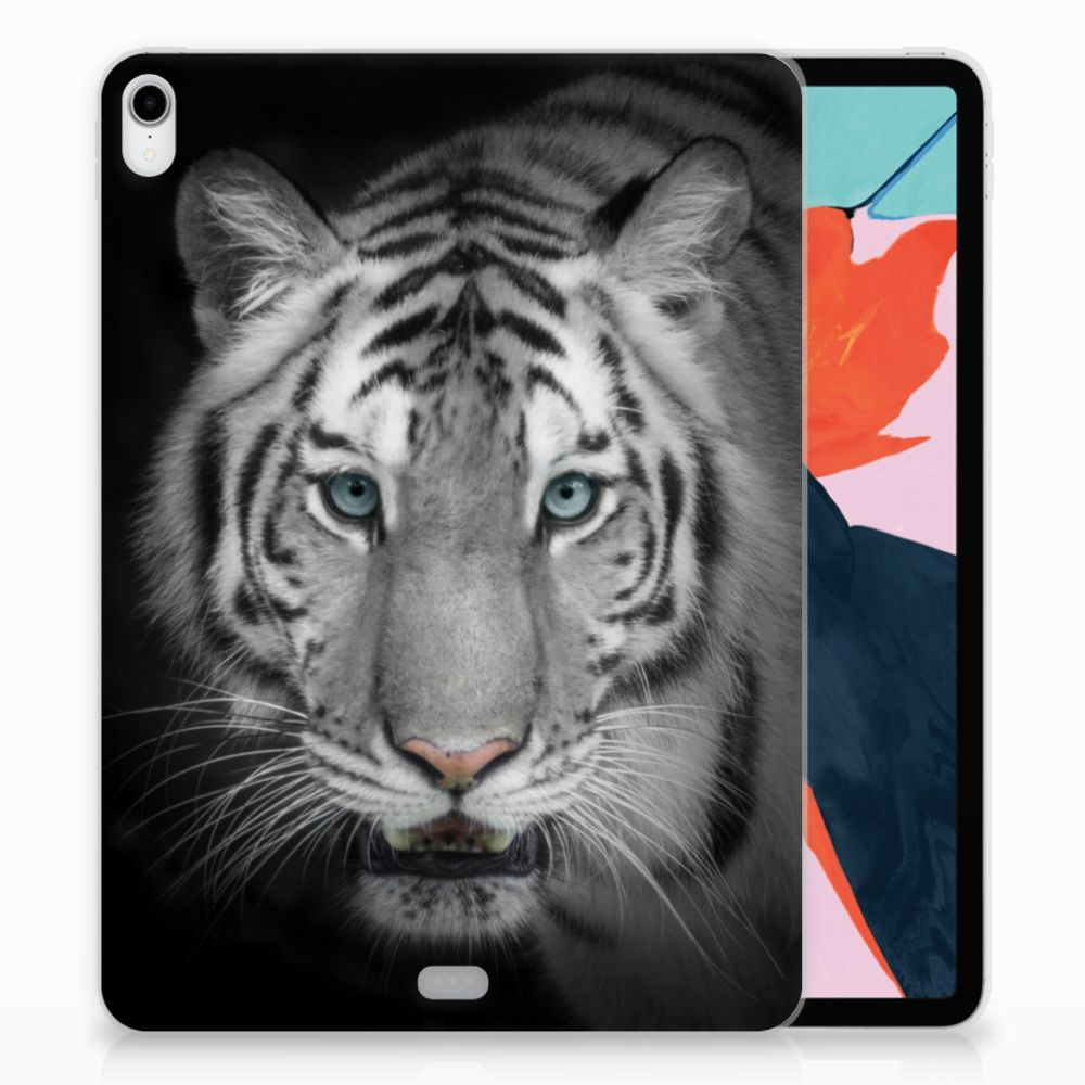 Apple iPad Pro 11 inch (2018) Uniek TPU Hoesje Tijger