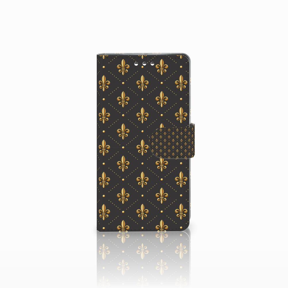 Sony Xperia XZ1 Telefoon Hoesje Franse Lelie