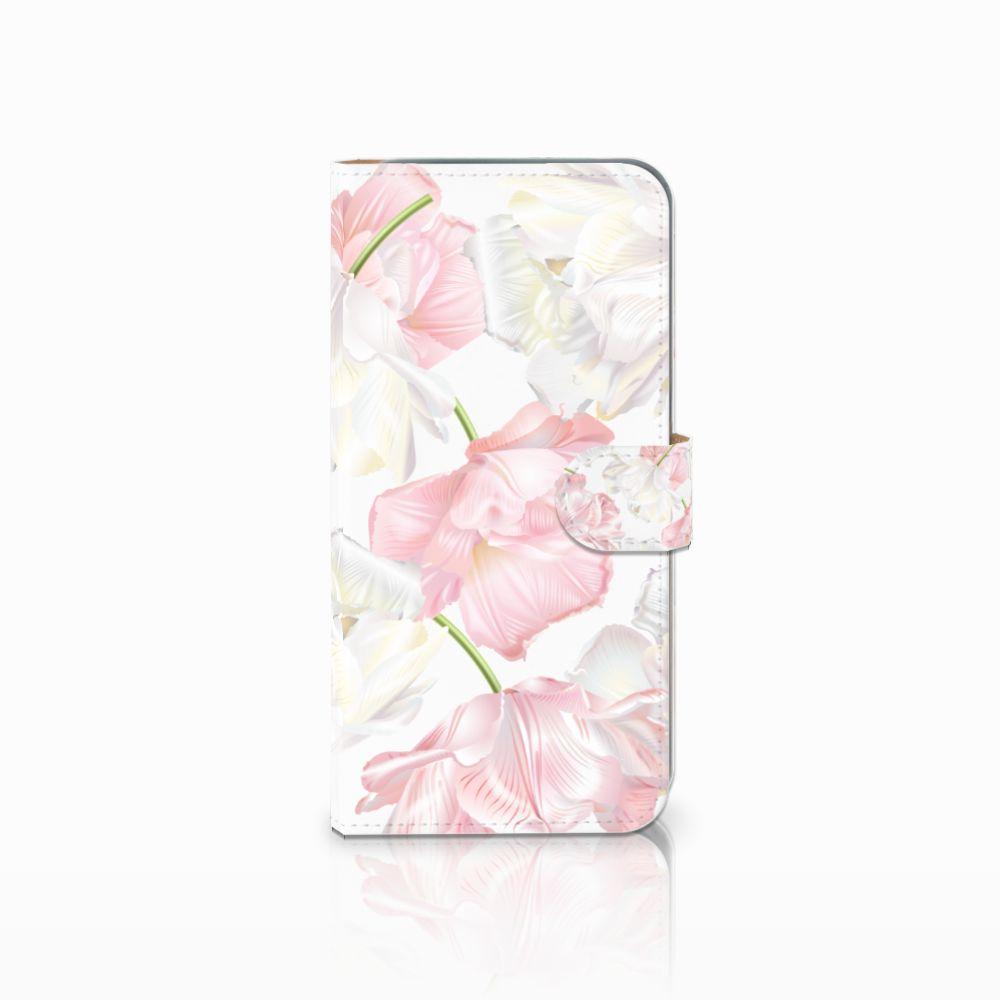 HTC Desire 10 Pro Boekhoesje Design Lovely Flowers