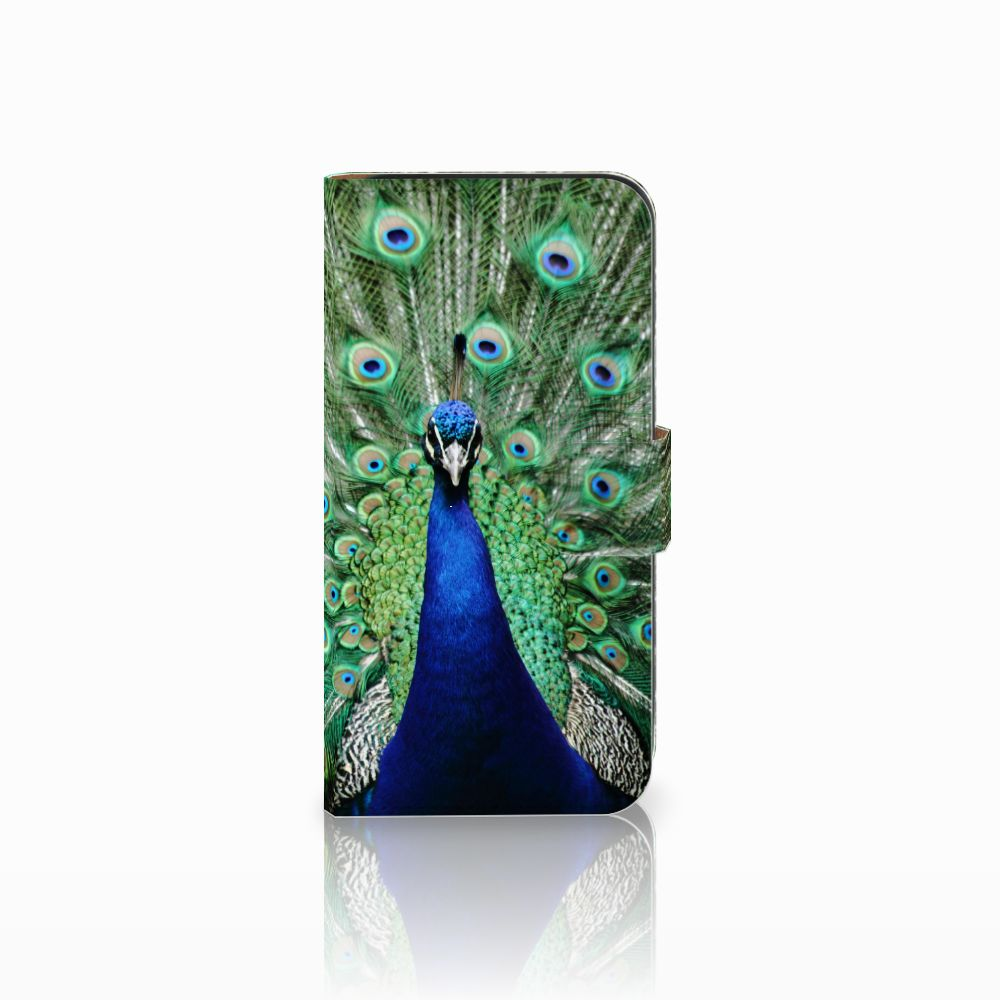 Samsung Galaxy E5 Boekhoesje Design Pauw