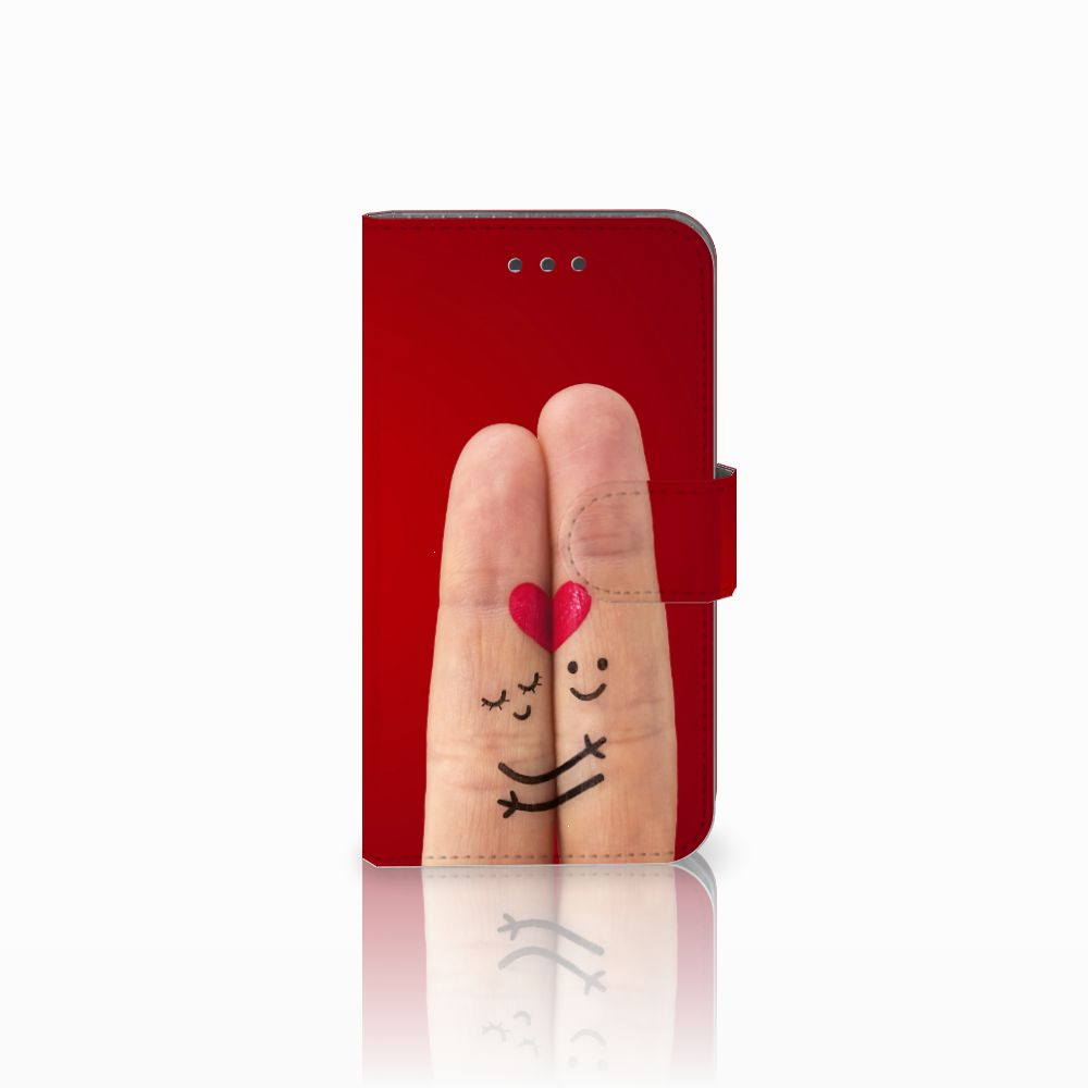 Samsung Galaxy Xcover 3 | Xcover 3 VE Uniek Boekhoesje Liefde