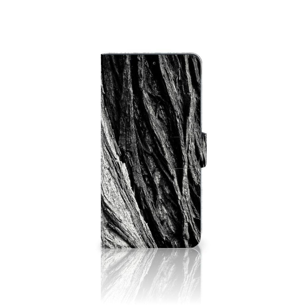 Samsung Galaxy A8 Plus (2018) Uniek Boekhoesje Boomschors