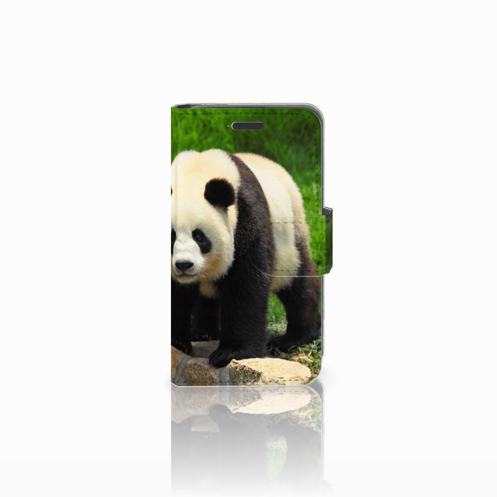 Nokia Lumia 520 Boekhoesje Design Panda