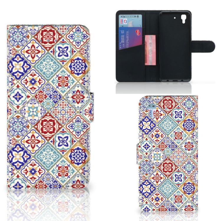 Honor 4A | Y6 Bookcase Tiles Color