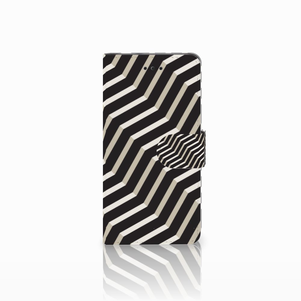 Huawei Y3 2017 Boekhoesje Design Illusion