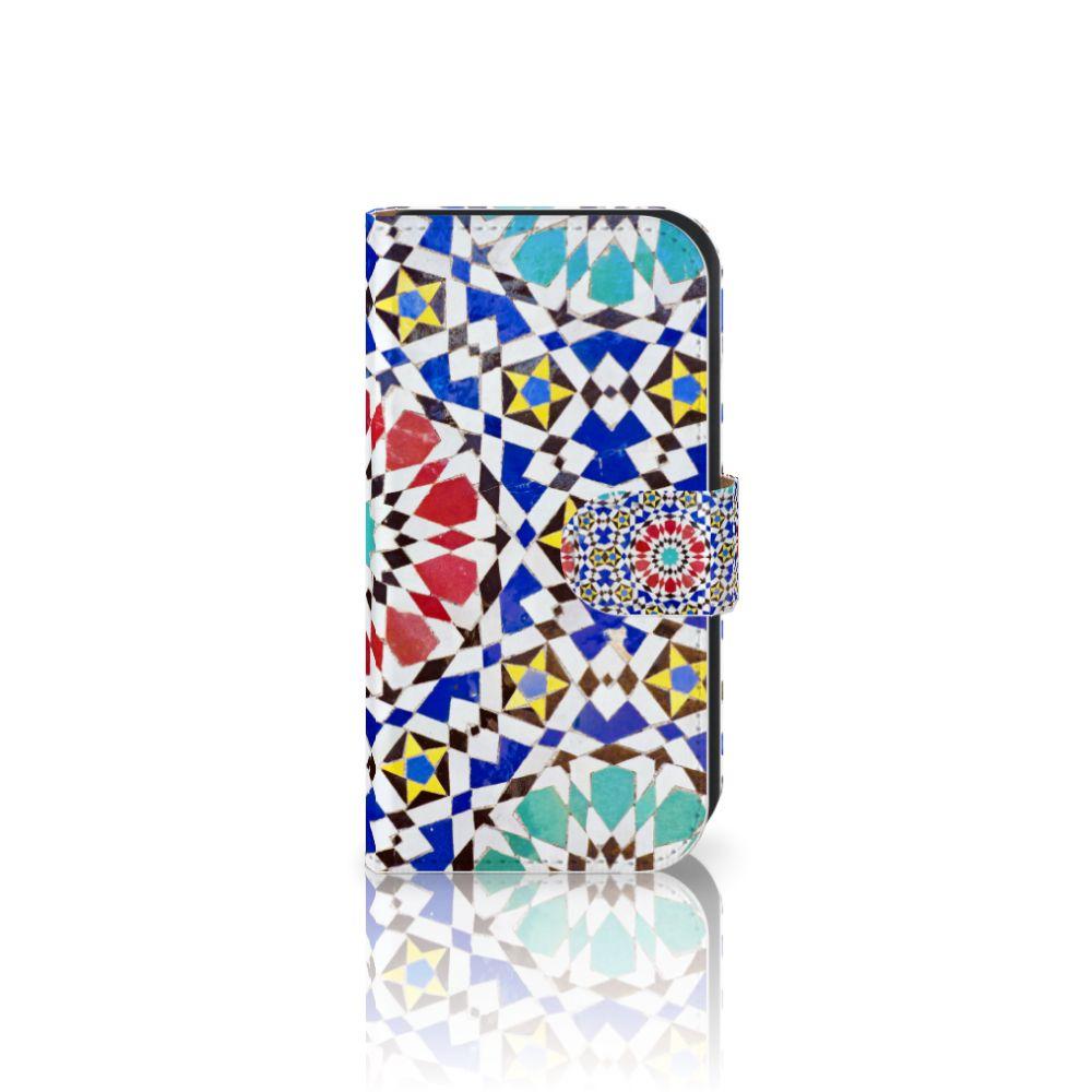 Samsung Galaxy Ace 4 4G (G357-FZ) Boekhoesje Design Mozaïek