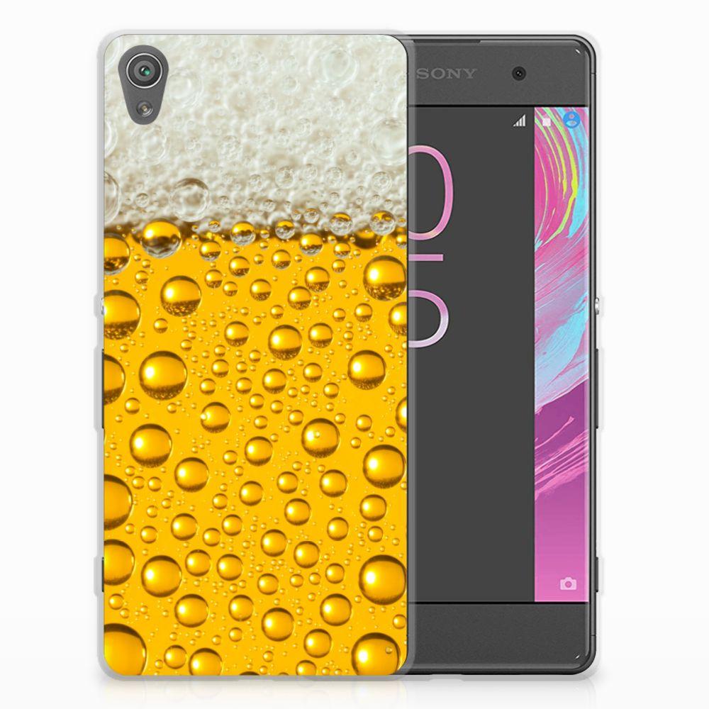 Sony Xperia XA | XA Dual Siliconen Case Bier