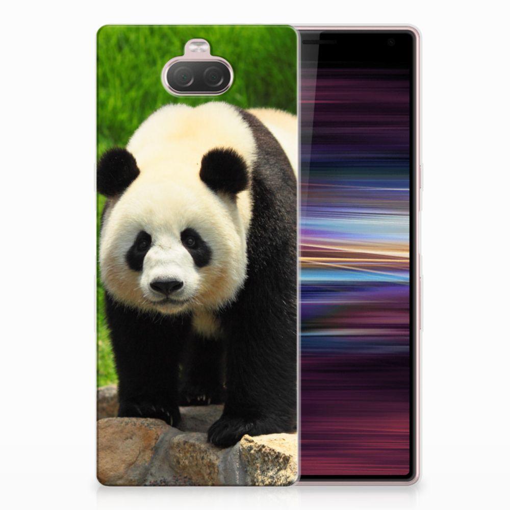 Sony Xperia 10 TPU Hoesje Panda