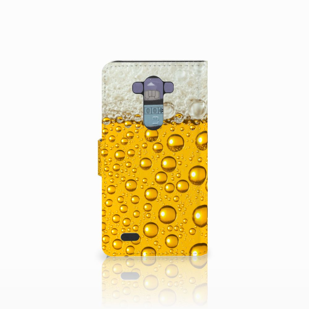 LG G3 Book Cover Bier