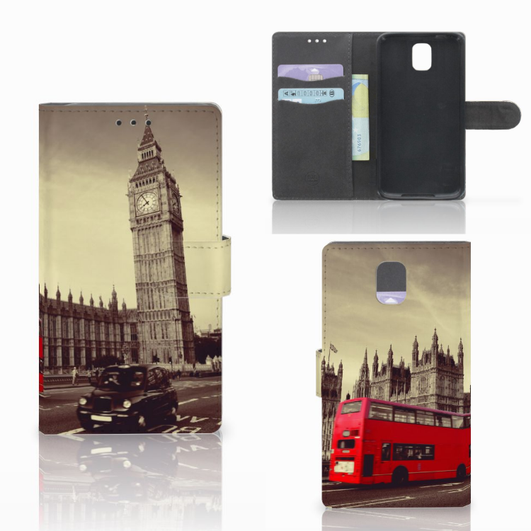 Samsung Galaxy Note 3 Flip Cover Londen