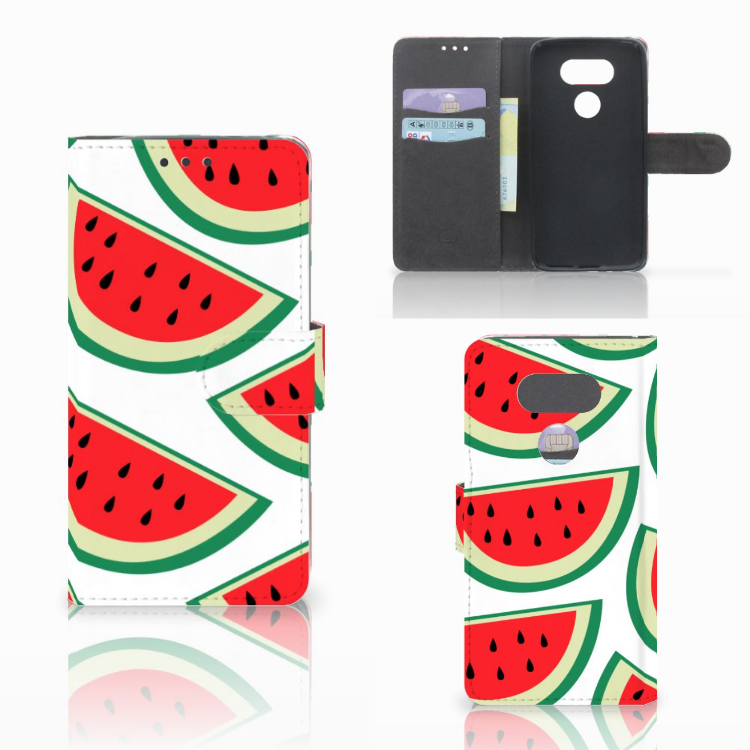 LG G5 Book Cover Watermelons