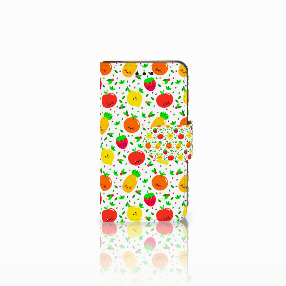 Samsung Galaxy Trend 2 Boekhoesje Design Fruits