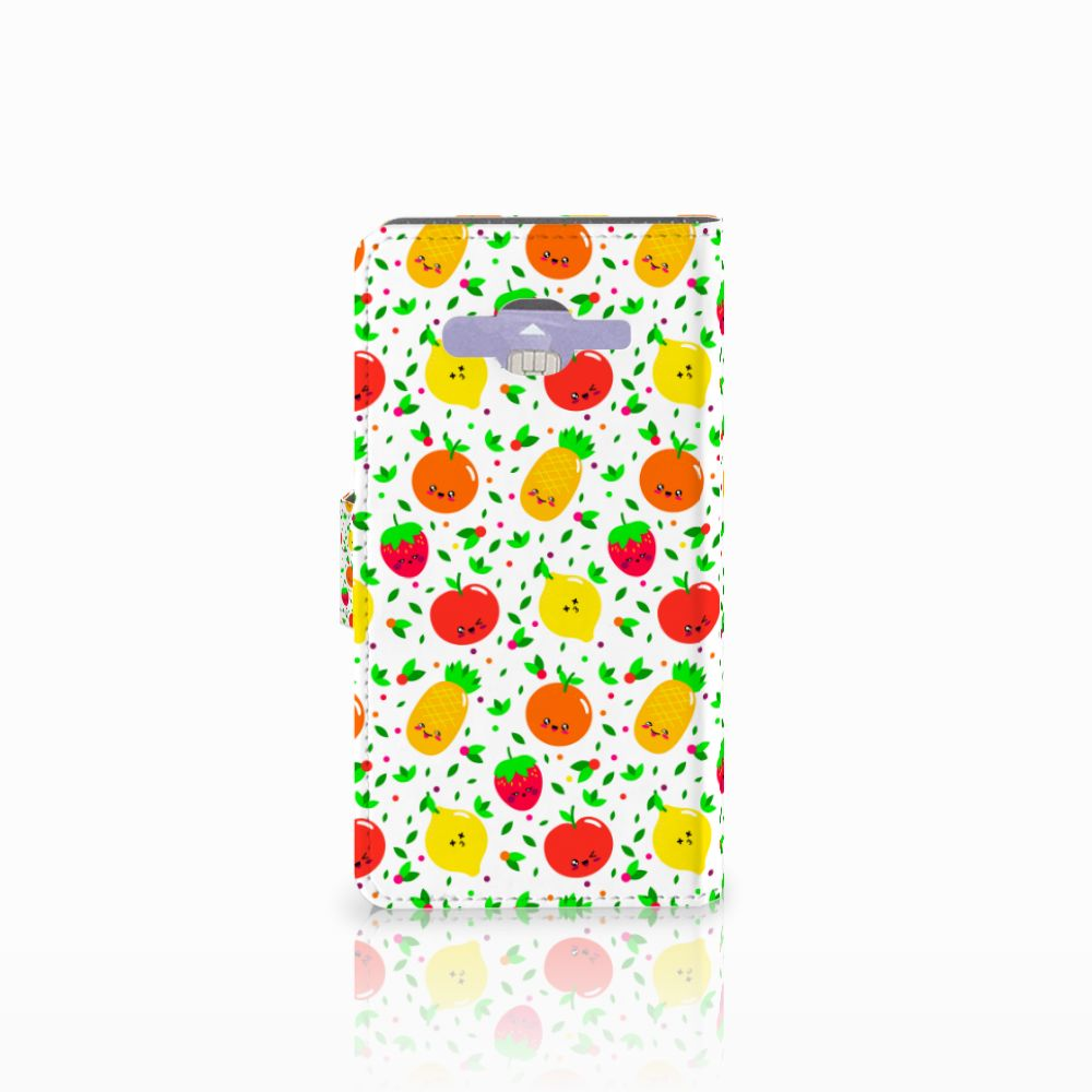 Samsung Galaxy J5 (2015) Book Cover Fruits