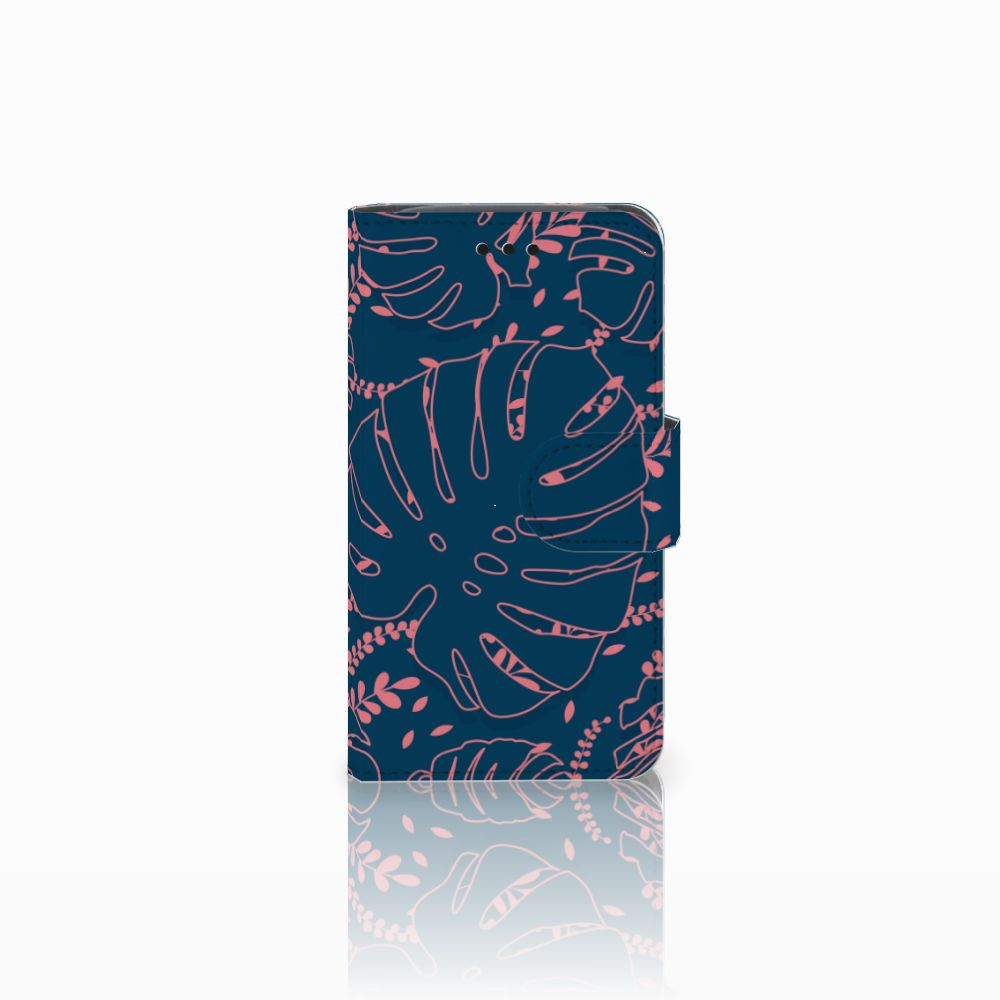 Samsung Galaxy Core i8260 Boekhoesje Design Palm Leaves
