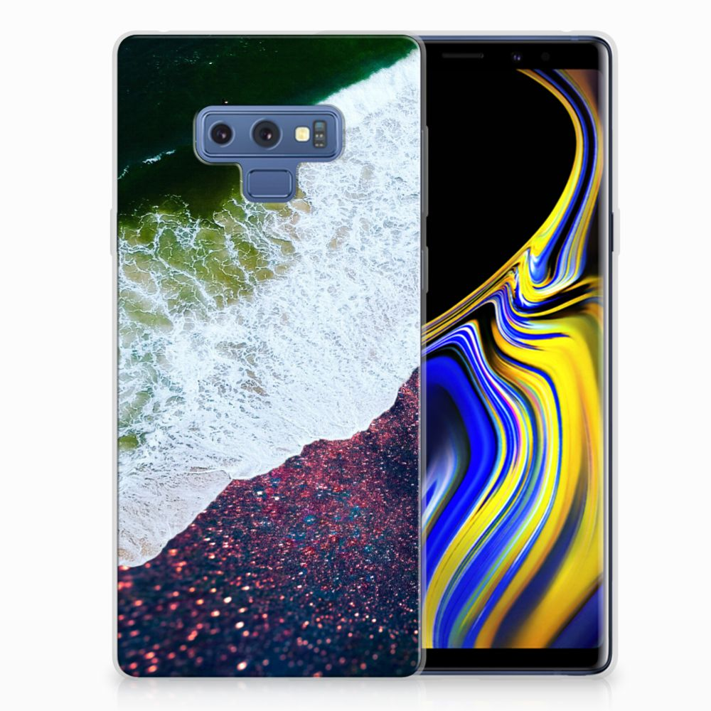 Samsung Galaxy Note 9 TPU Hoesje Sea in Space
