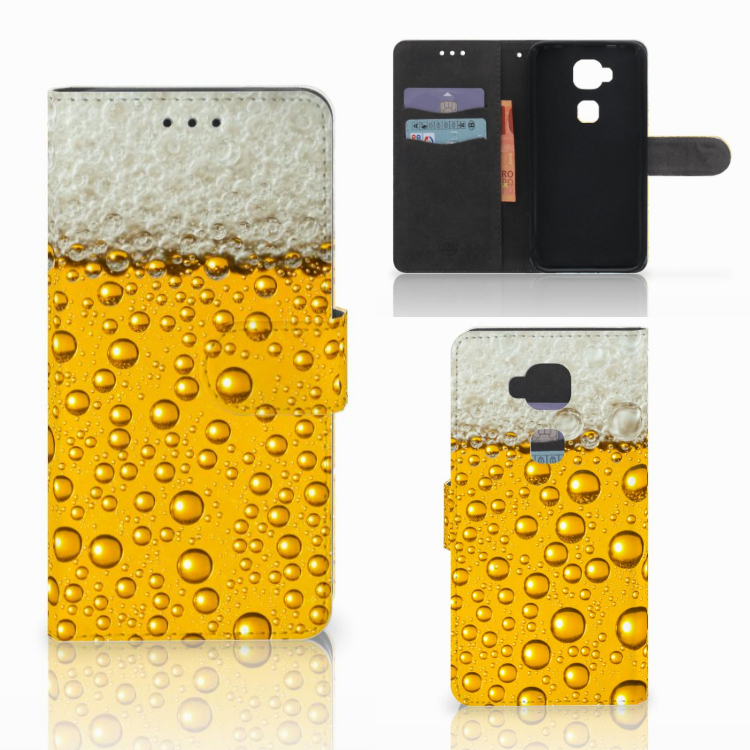 Huawei G8 Book Cover Bier