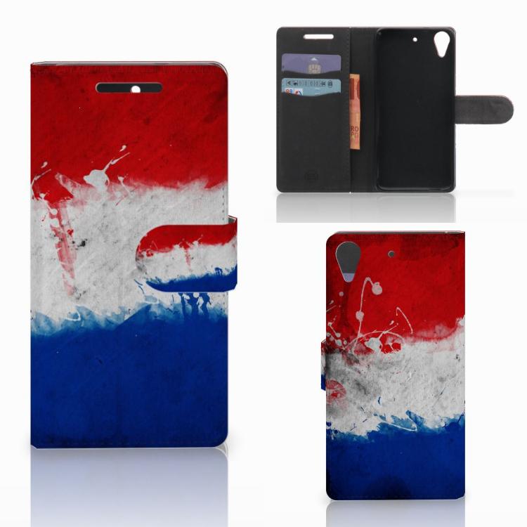 HTC Desire 628 Bookstyle Case Nederland