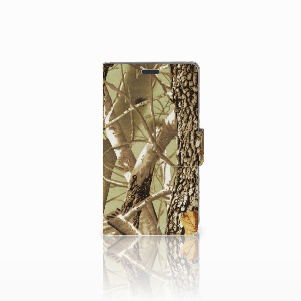Nokia Lumia 625 Uniek Boekhoesje Camouflage