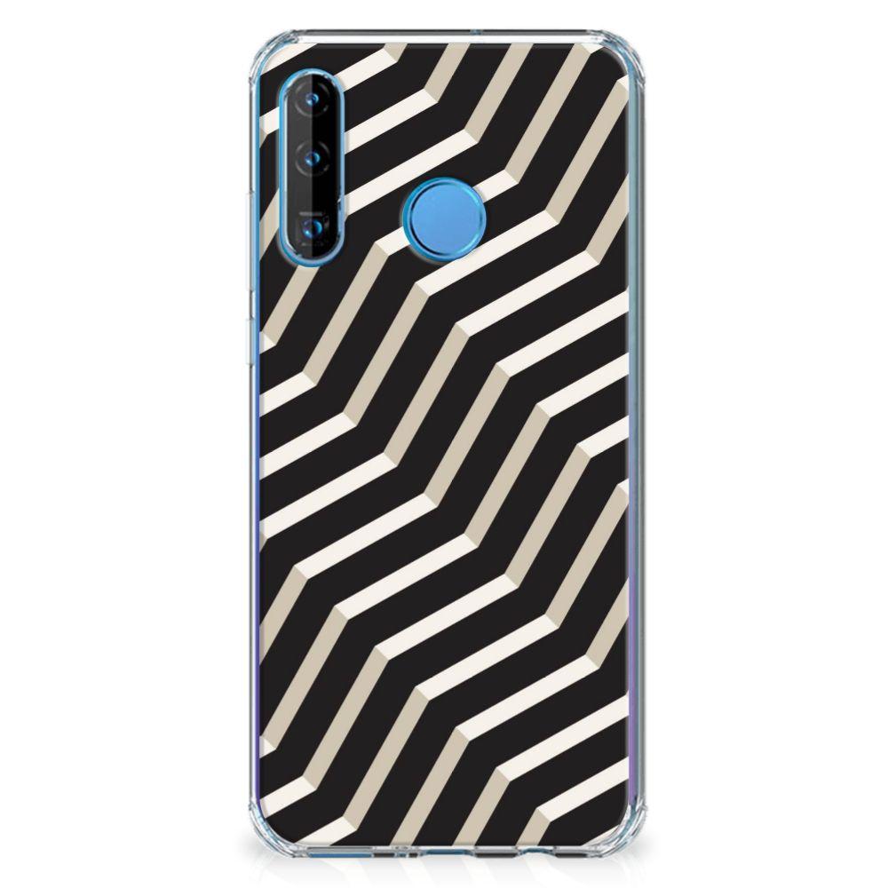 Huawei P30 Lite Shockproof Case Illusion