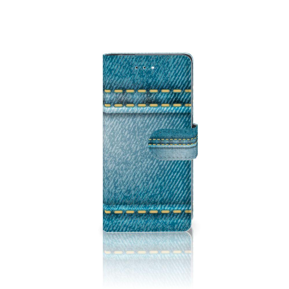 Huawei P9 Boekhoesje Design Jeans